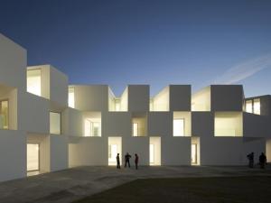 Una bella architettura: Casa per anziani, Alcácer do Sal, Portogallo