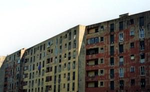 Pessima architettura: periferia urbana di Bologna. Foto di Nicola Cicognani
