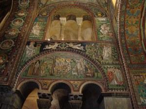 Dettaglio di San Vitale a Ravenna
