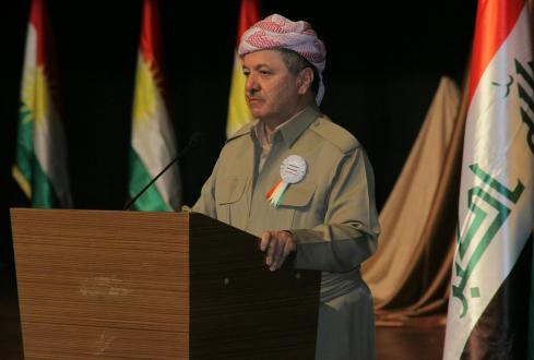 3 presidente masoud barzani